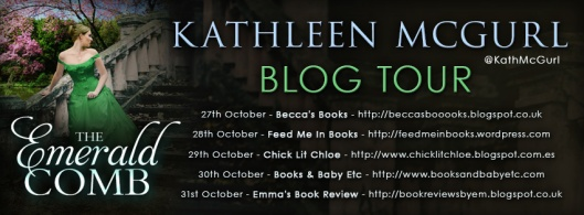 Emerald Comb BLOG TOUR2