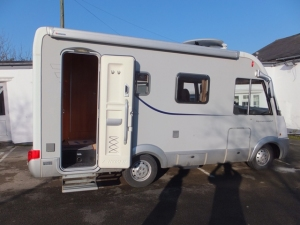 Motorhome small