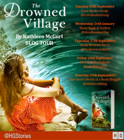 Drowned Village blog tour
