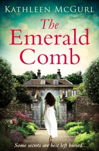 The Emerald Comb new cover